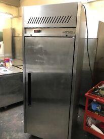 Williams commercial single door upright fridge, catering fridge,