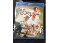 Life As We Know It Blu Ray DVD
