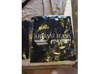 Genuine Armani and Ralph Lauren t shirts