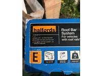 Halfords Roof Bars E