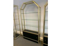 High Quality Commercial Glass Display Cabinets- set of 3