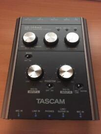 Tascam US-144mkii USB Audio Interface