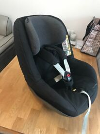 Maxi cosi 2 way pearl and 2 way fox base **seat cover required***