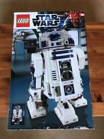 Lego 10225 R2 D2, Ultimate Collection Series USC, Complete, Boxed, collectible