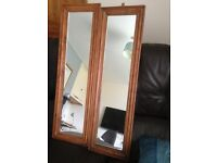 DARK OAK MIRRORS FOR SALE