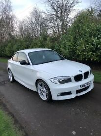 Bmw 1 series 118d M sports plus edition MUST BE SEEN !!