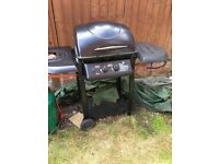 BLOOMA LAGUNA GAS BARBEQUE WITH GAS BOTTLE