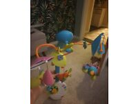 Babies cot mobile