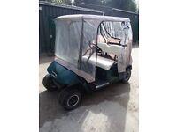 EZGO-TXT Petrol Golf Buggy