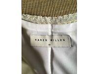 Rare Karen Millen Dress size 10