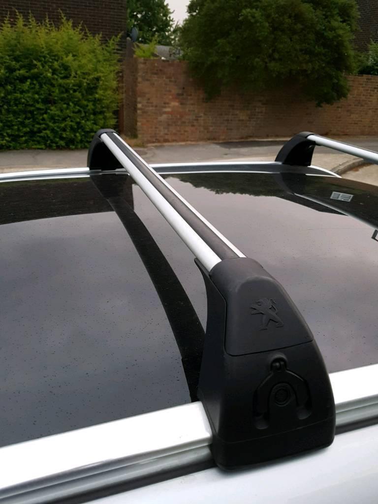 Peugeot 508 Sw Genuine Roof Bars In Harlow Essex Gumtree