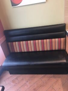 BANQUETTE BENCHES -2 BRAND NEW