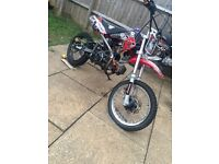 Pitbike spares and repairs