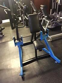 PLATE LOADED LIMITLESS SEATED ROW