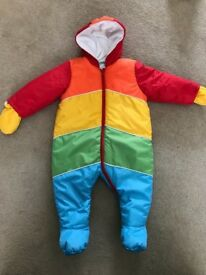 Little Bird snowsuit