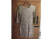 Almost new ladies party dress