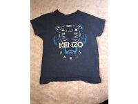 Boys kenzo t shirt age 2