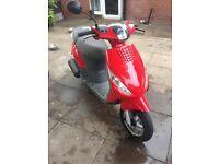 PIAGGIO ZIP 50cc Scooter ( CHEAP ) £220 ONO