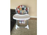 Mamas & Papas Highchair - excellent condition