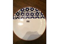 John Lewis alfresco plates