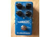 TC Electronic Flashback delay pedal