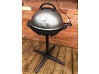 George Foreman Indoor and Outdoor Grill