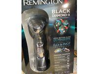REMINGTON BLACK DIAMOND-X RAZOR.