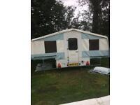 Dandy designer trailer tent