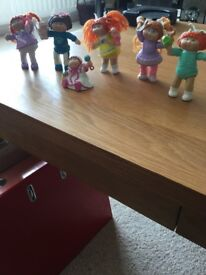 Cabbage Patch figures