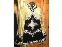 Irish Dancing Dress - suitable for a 10/12 yearold