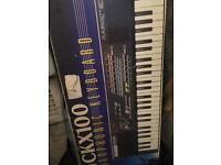 Amstrad Fidelity CKX100 Computerphonic Music Keyboard