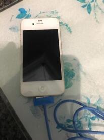 I phone 4s 64gb unlocked £45