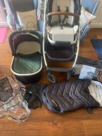 Uppababy Baby & Toddler Pram Set