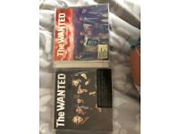 THE WANTED CD's