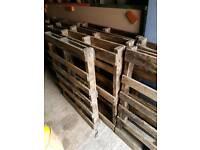9 free pallets