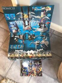 LEGO Bionicle Piraka Stronghold Set