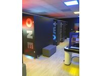 SUNBED SHOP, New fully refurbished shop with sunbeds. Fully equipped , three phase electricity