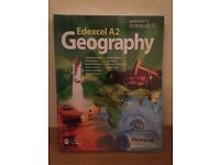 Edexcel A2 Geography by Cameron Dunn, David Holmes, Kim Adams (Undefined, 2013)