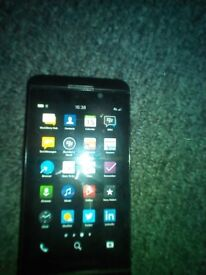 Phones blackberry z10