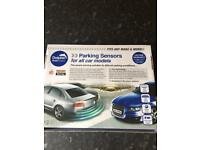 Dolphin Parking Sensors DP400 silver.