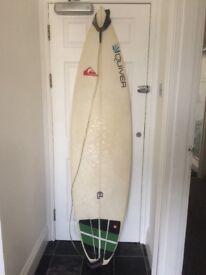 Surfboard 6'4 by Luke Hart