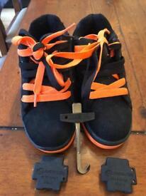 Children's heelys shoes trainers