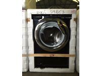 Hoover A+++ washing machine black 9kg ex display never used