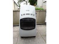 Gas Heater - Delonghi SBF Silver