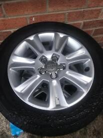 AUDI A1 ALLOYS WHEELS AND TYRES