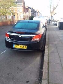 Vauxhall insignia exclusive sedan