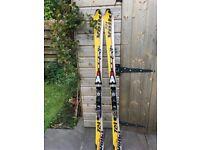 Volkl 724 EXP skis 170cm