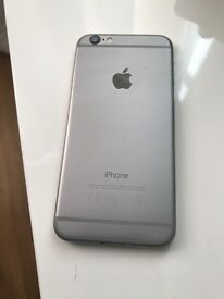 I-phone 6 in great condition on EE network. Selling due to upgrade. £ 120.00