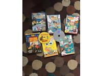 Disney / Nick Jr Kids DVDs