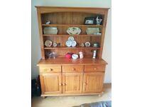 Pine Dresser, Wardrobe plus more